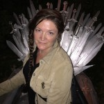 Katniss on the Iron Throne, or, Worlds Colliding